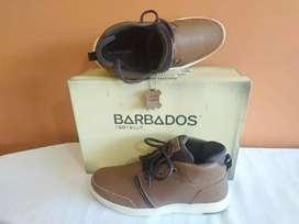 Zapatilla BARBADOS talla 40