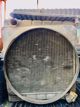 Radiador Mercedez Benz 2632 y 2633