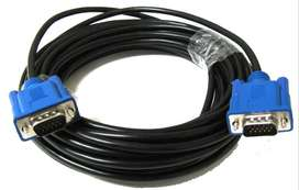 cables para computador, vga ,monitor, impresora