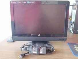 Vendo computador para repuestos  todo en uno HP mini 100 pc modelo  No. 1005216la
