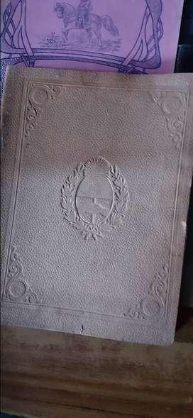 lote de cuadernos antiguos