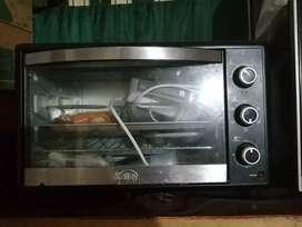 Vendo horno eléctrico precio negociable
