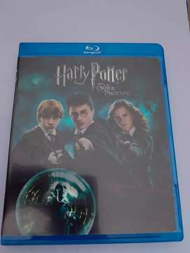 Bluray Harry Potter y la orden del fénix original
