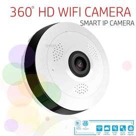 Camara De Seguridad 360Grados Visualizala Desde Tu Celular promocion