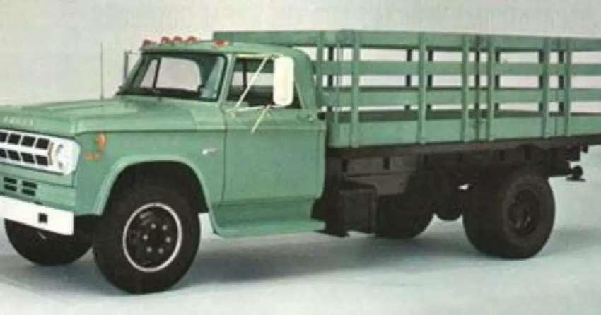 Camion dodge 800 manijas de puertas