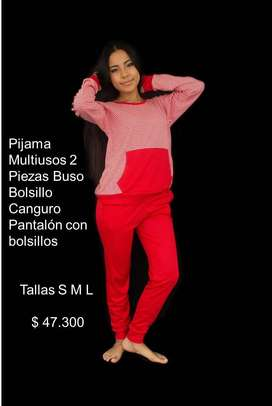 Pijama Multiuso Mujer