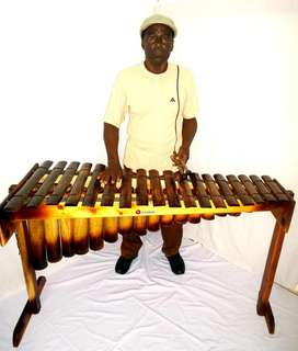 marimba de chonta TONSON de 18 notas