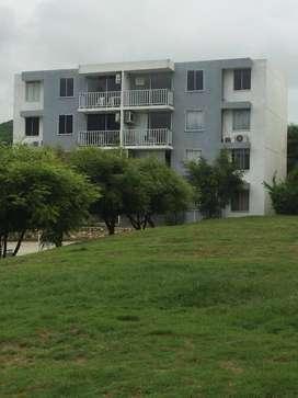 Apartemento en venta puerto colombia en conjunto cerrado con psicina