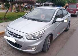 Se vende Hyundai ACCENT - Año 2015