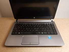 Espectacular Ultrabook HP i5 Turbo 4 GB + 128 Ssd Sólido Hiper liviana!
