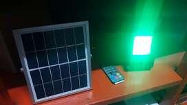 REFLECTOR SOLAR RGB 10W