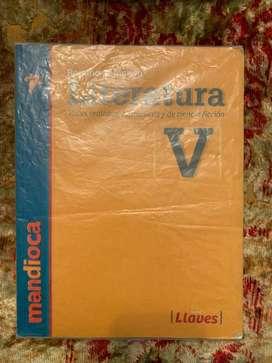 LITERATURA V EDITORIAL MANDIOCA - SERIE LLAVES