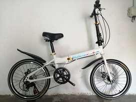 Bicicletas Plegables aro 20 pulgadas cero kms