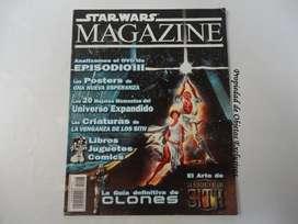 Revista Star Wars Magazine No.28.