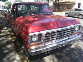 Vendo/permuto por auto F100 1980 GNC