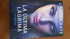 Libro La Última Lágrima Parte 2 de Lauren Kate