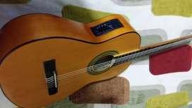 perfecta guitarra fransisco solis electro acustica