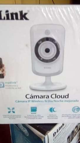 Cámara Cloud D-Link
