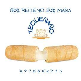 Tequeños Tequeñaño (dedos de queso y mas)