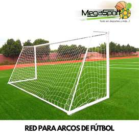 Red De Arco Fútbol - Nylon Polihuretano