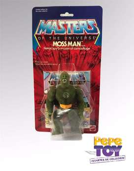 Masters of the Universe Moss Man