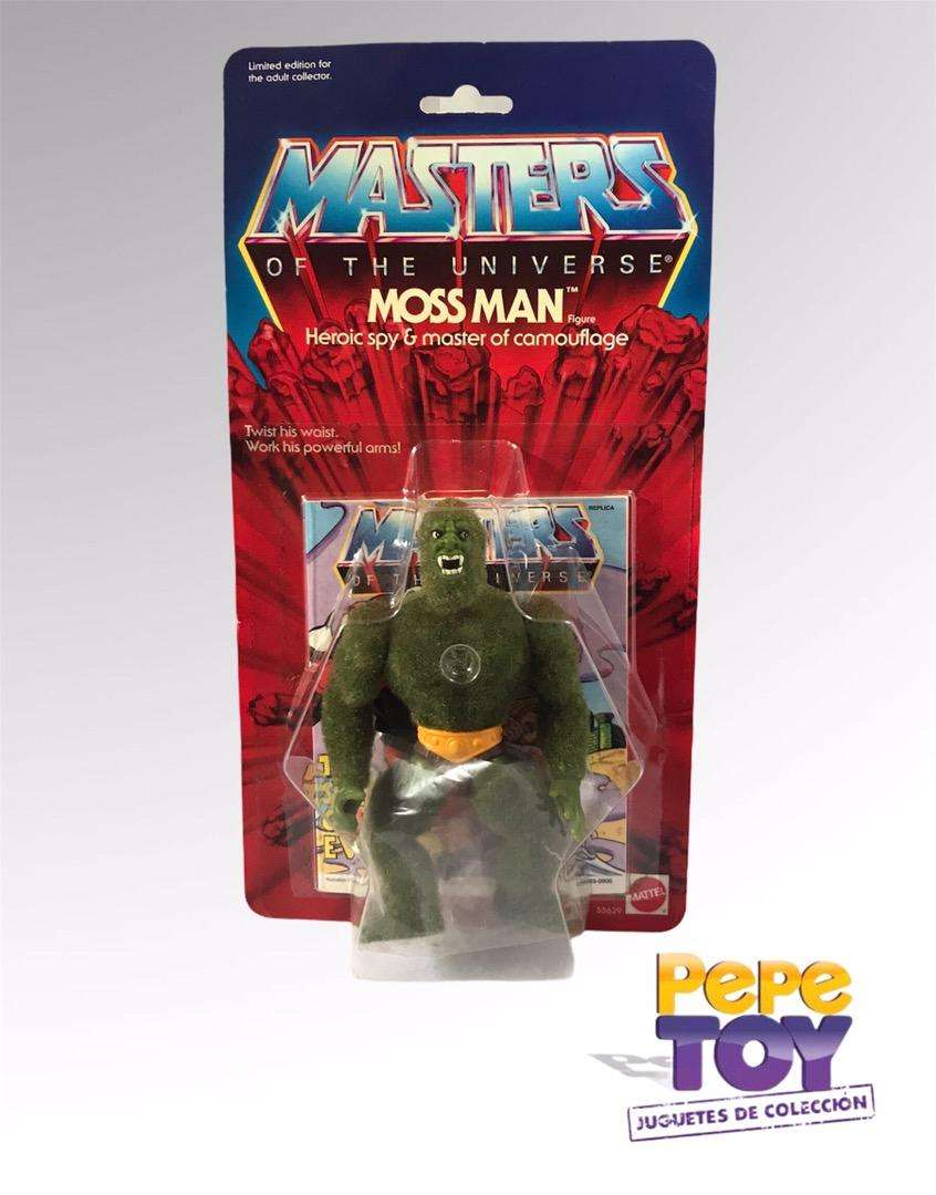 Masters of the Universe Moss Man 0