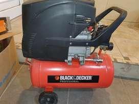 Compresor Black Decker Nuevo