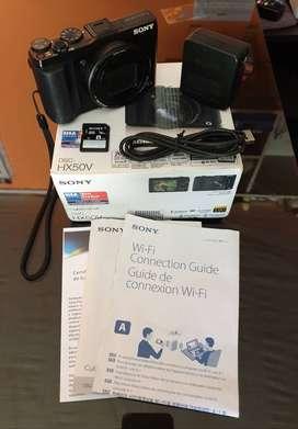 Camara SONY Cyber-shot DSC HX50V - 30 Zoom