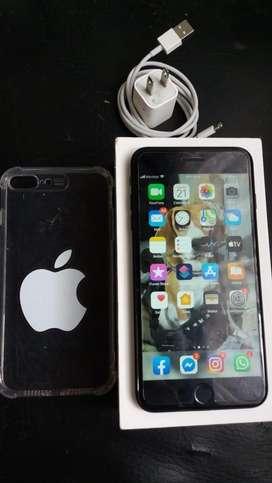 Iphone 7 plus 128gb factura y garantia