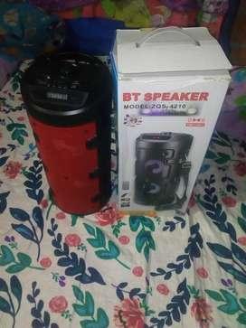 Parlante marca bt speaker
