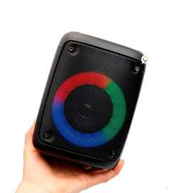 Parlante Bluetooth recargable