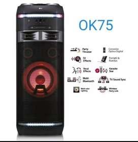 Minicomponente LG OK75