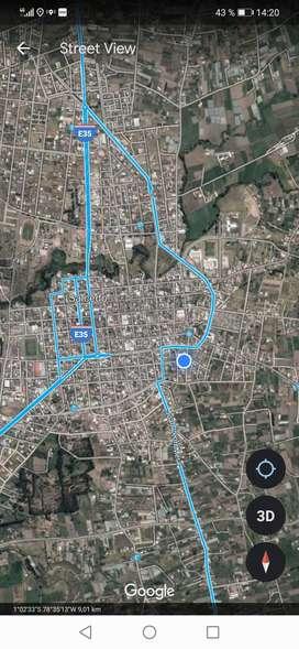 Venta de Lote de Terreno en la Ciudad de Salcedo.