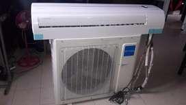Vendo aire-acondicionado CONFORTFRESH INVERTER como nuevo de 36.000 BTU y con sus accesorios