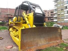 Vendo Tractor Orugas de 220 hp ( D7.5)casi D8