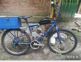 Se vende bici moto