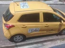 Taxi Hyundai Grand i10 M2019
