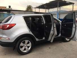 Vendo kia sportage revolution  Automática 4x4 modelo 2013