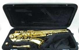 Saxofon tenor yamaha yts 475 dorado