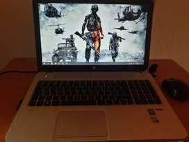 Vendo HP envy 15 notebook pc
