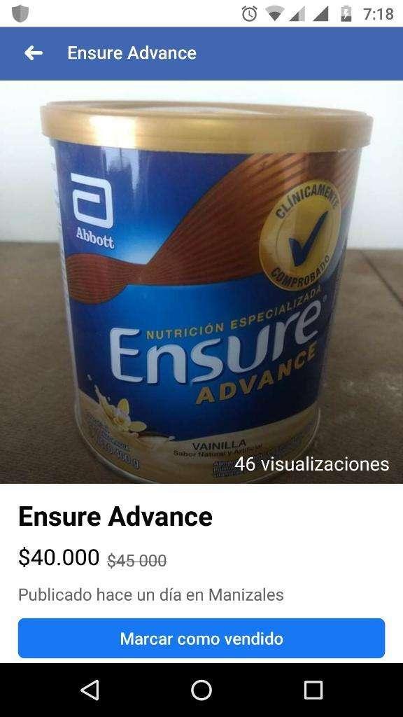 Ensure Advance 0