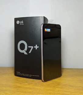 LG Q7 plus 64/4gb Nuevos Libres