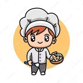 Busco ayudante de cocina