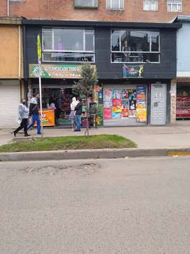 Se vende Casa con 3 locales en Bachue