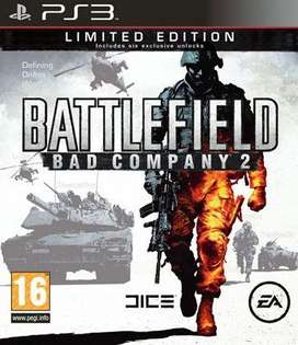 Battefield Bad Company 2 para PS3