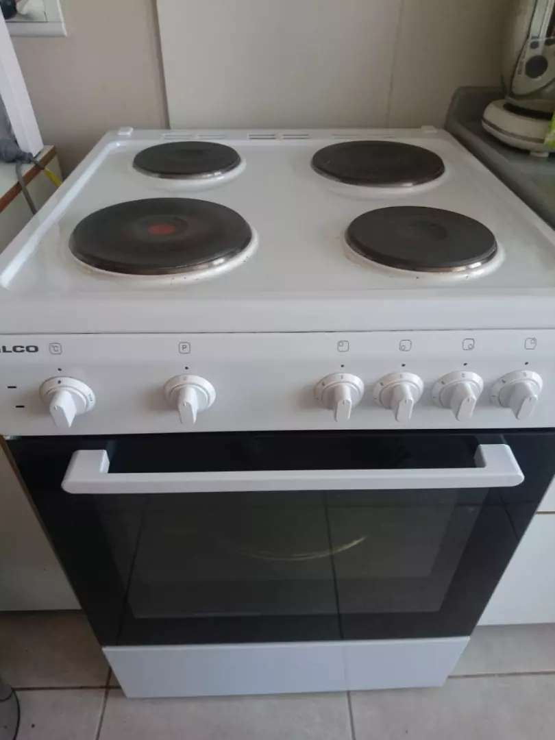 Vendo cocina eléctrica 0