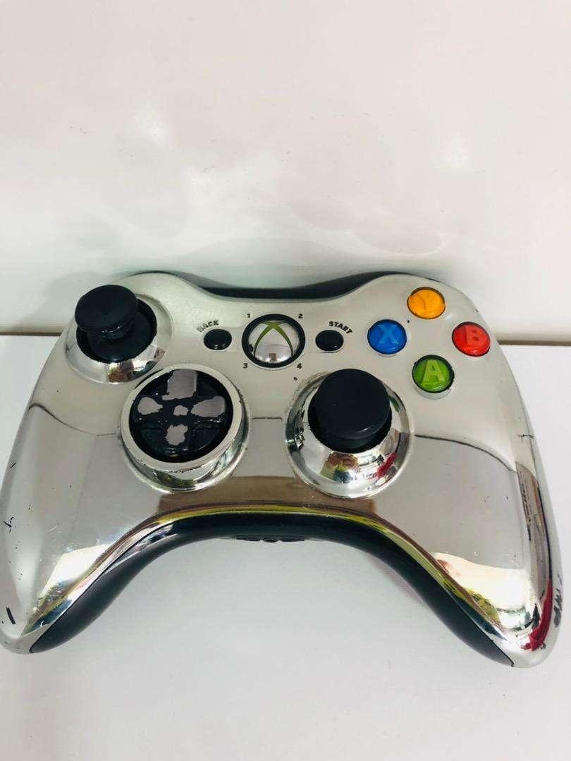 Control xbox 360 gris