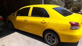 Se vende Toyota YARIS ADVANCE 2006.Automatica