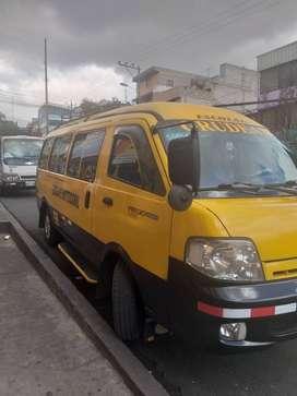 Vendo furgoneta kia pregio 2012 turbo