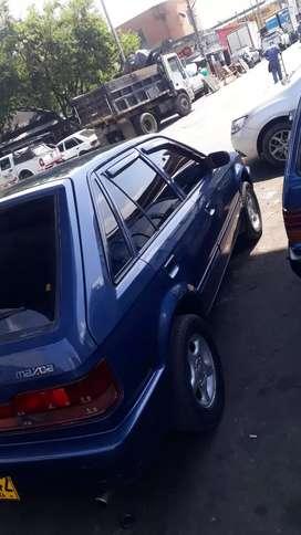 Mazda en perfetas condiciones